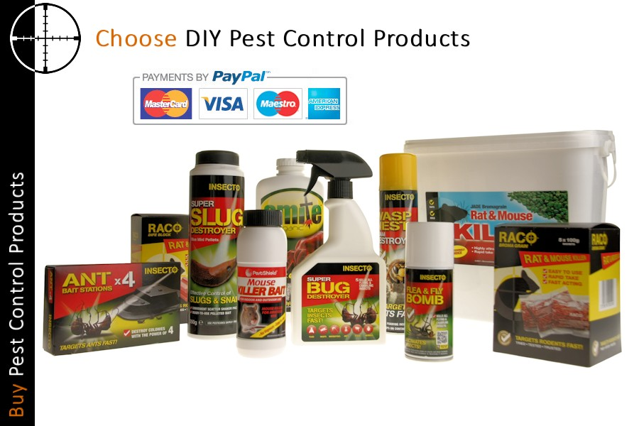 where to buy pest control products in toronto