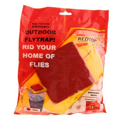 Redtop Fly Trap Non Toxic » £8.99 - DIY Pest Control Products